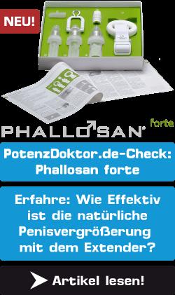 PotenzDoktor.de-Check: Phallosan forte Erfahrung.