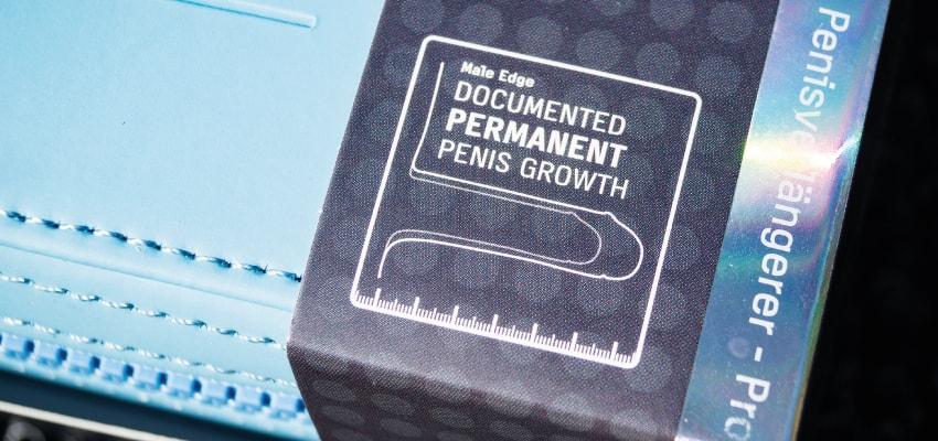 Aufdruck auf dem Karton des Produktes.