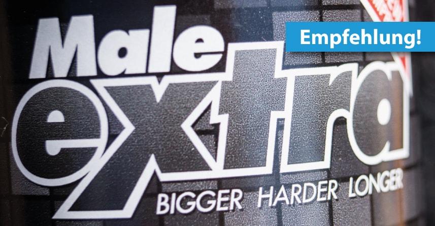 Härtere Erektionen mit Male Extra