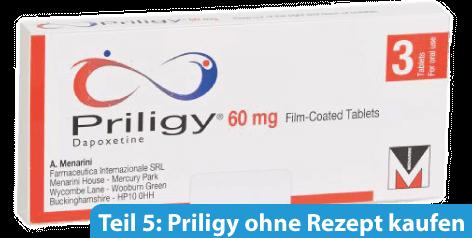 Priligy kaufen ohne Rezept: Günstig rezeptfrei online bestellen.