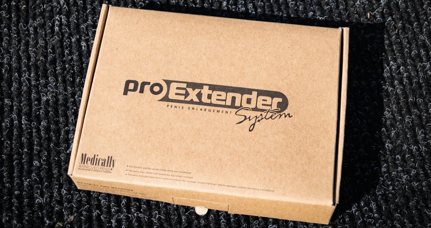 Unser Pro Extender Test.