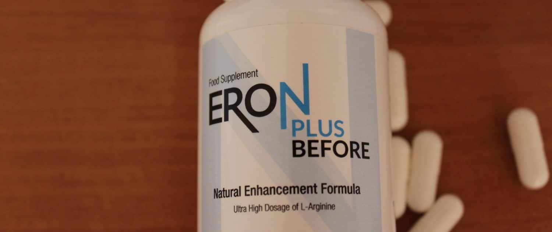 Das Produkt, welches für die Eron Plus Erfahrung bestellt wurde