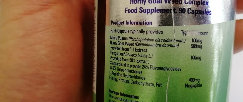 Bei der Einnahme und Anwendung von Horny Goat Weed Kapseln, sollte immer genauestens auf die Dosierung geachtet werden