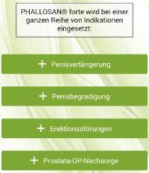 Indikationen bei denen der Extender hilft: Penisverlängerung, -begradigung, Erektionsstörungen und Prostata-OP-Nachsorge.