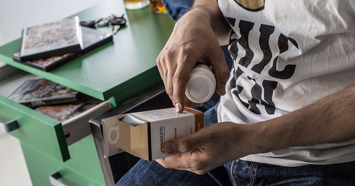 Bei der Dosierung von Maxatinm die Empfehlung des Herstellers beachten