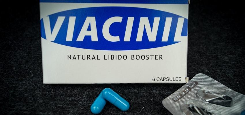 Viacinil zur Verbesserung der Libido des Mannes