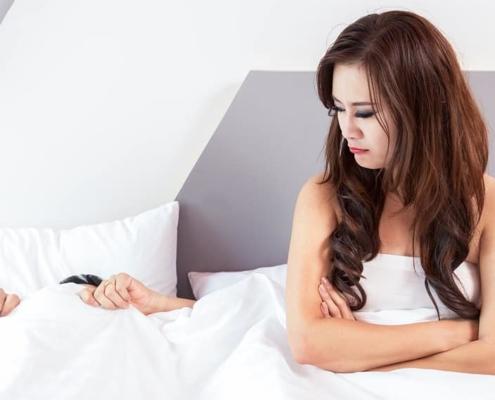 Erektionsstörung Symptome