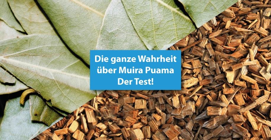 Muira Puama Test und Erfahrungen