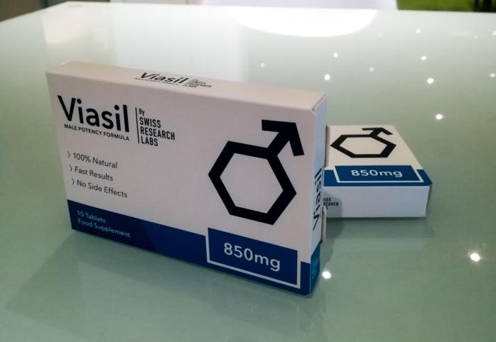 Viasil Produktbild