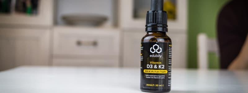 Sonne und Vitamin D3 für eine gesteigerte Hormonproduktion.